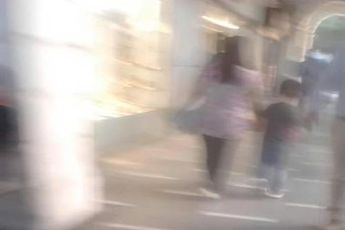 Blurred picture hallucinated pic
