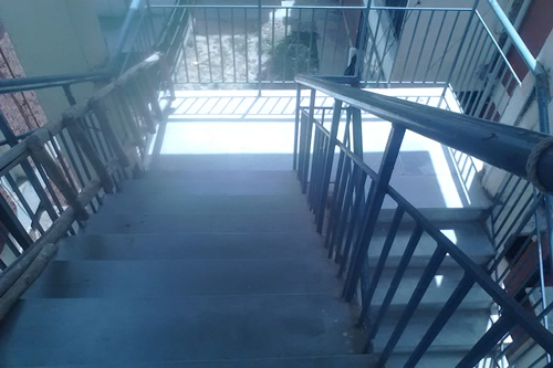 stairway of house