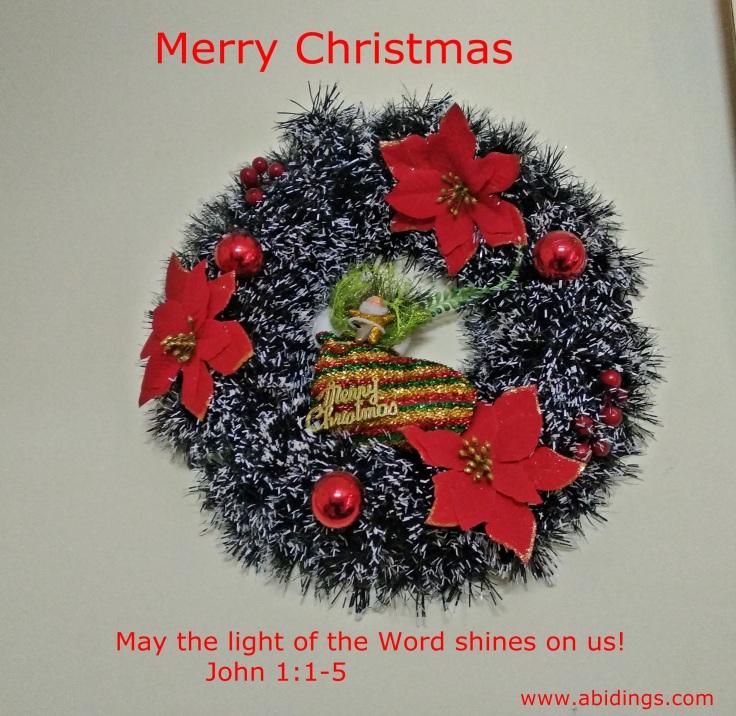Merry Christmas 1234